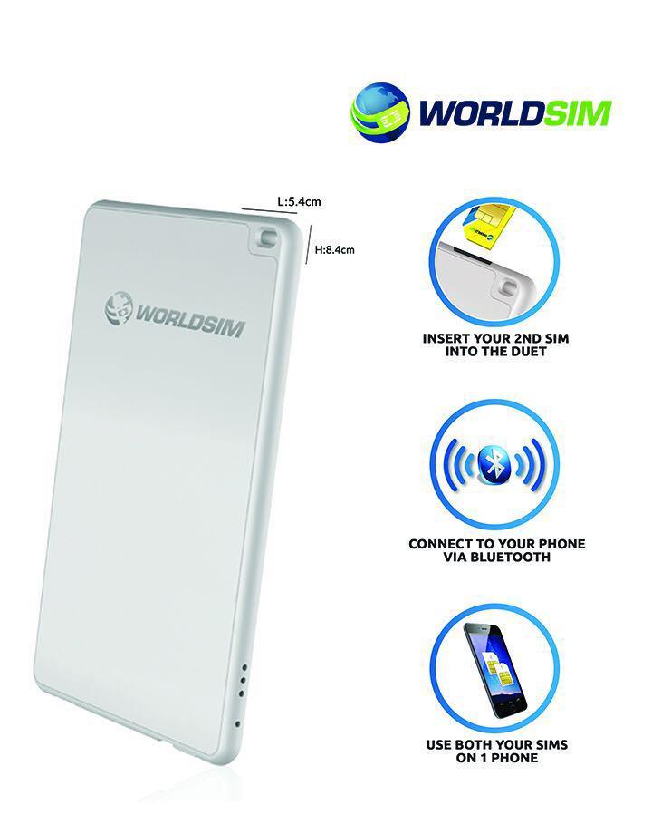 Android and iPhone Dual SIM Adapter, Electronics, Others on