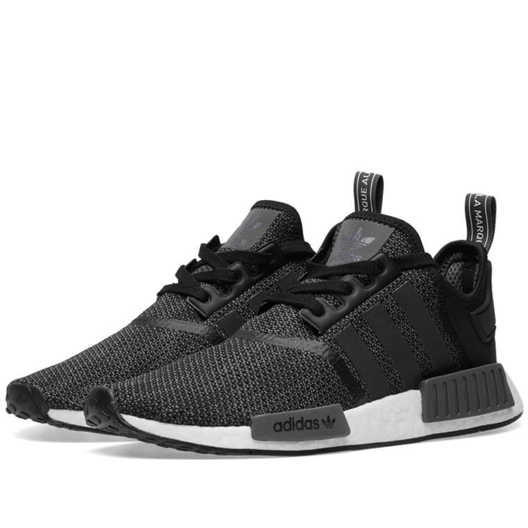 6b040b2d5 Authentic Adidas NMD R1 in Black