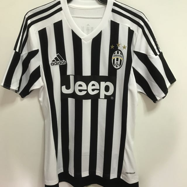 d1125f43545 Authentic Juventus Jersey 2015 16
