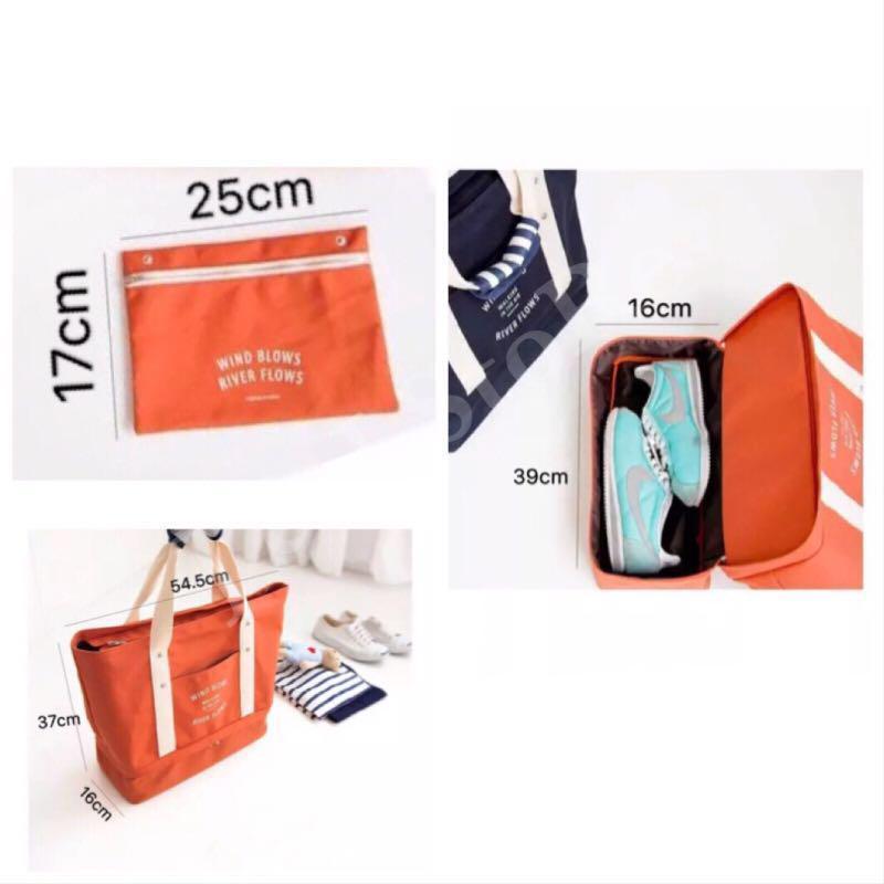 BR0009 - 帆布袋(可摺合作環保袋)