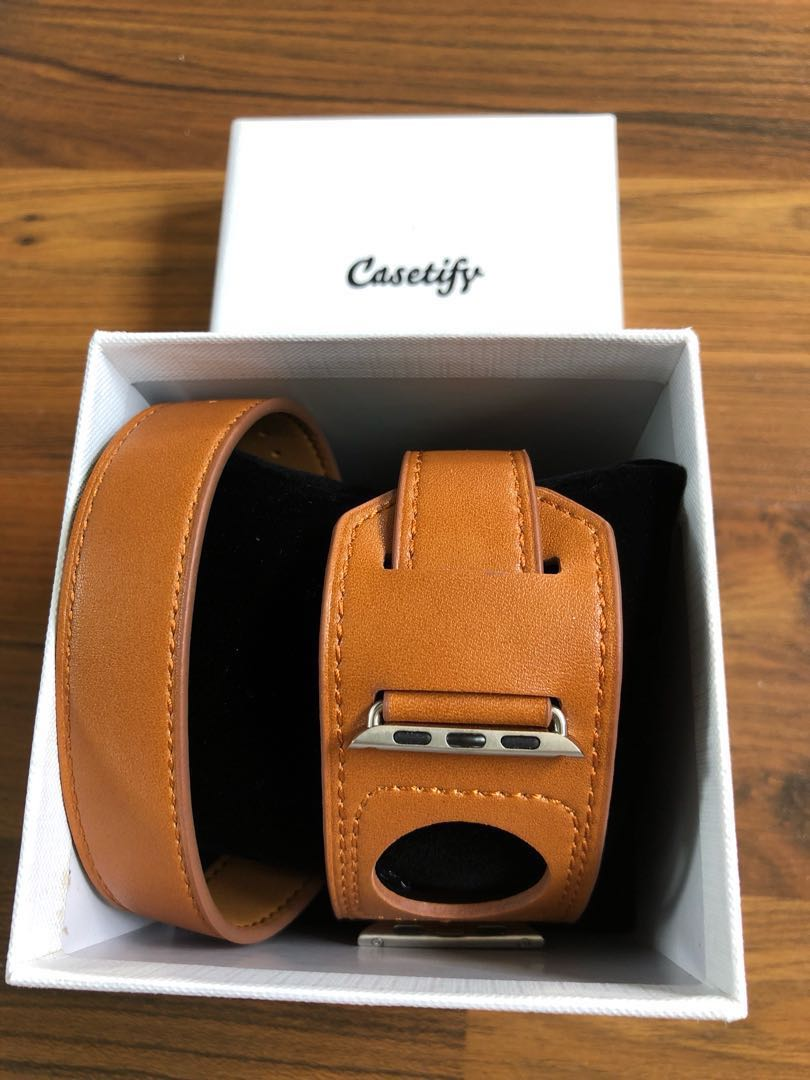 pretty nice 3a13f e66f2 [Brand New] Apple iWatch Compatible Strap from Casetify