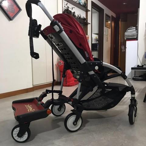 Bugaboo Bee Baby Stroller Set Maxi Cosi Basinet New Lascal