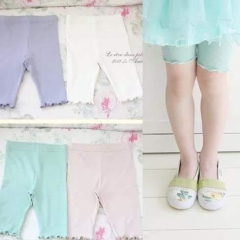 Celana Legging Anak Import Bayi Anak Baju Anak Perempuan Di Carousell