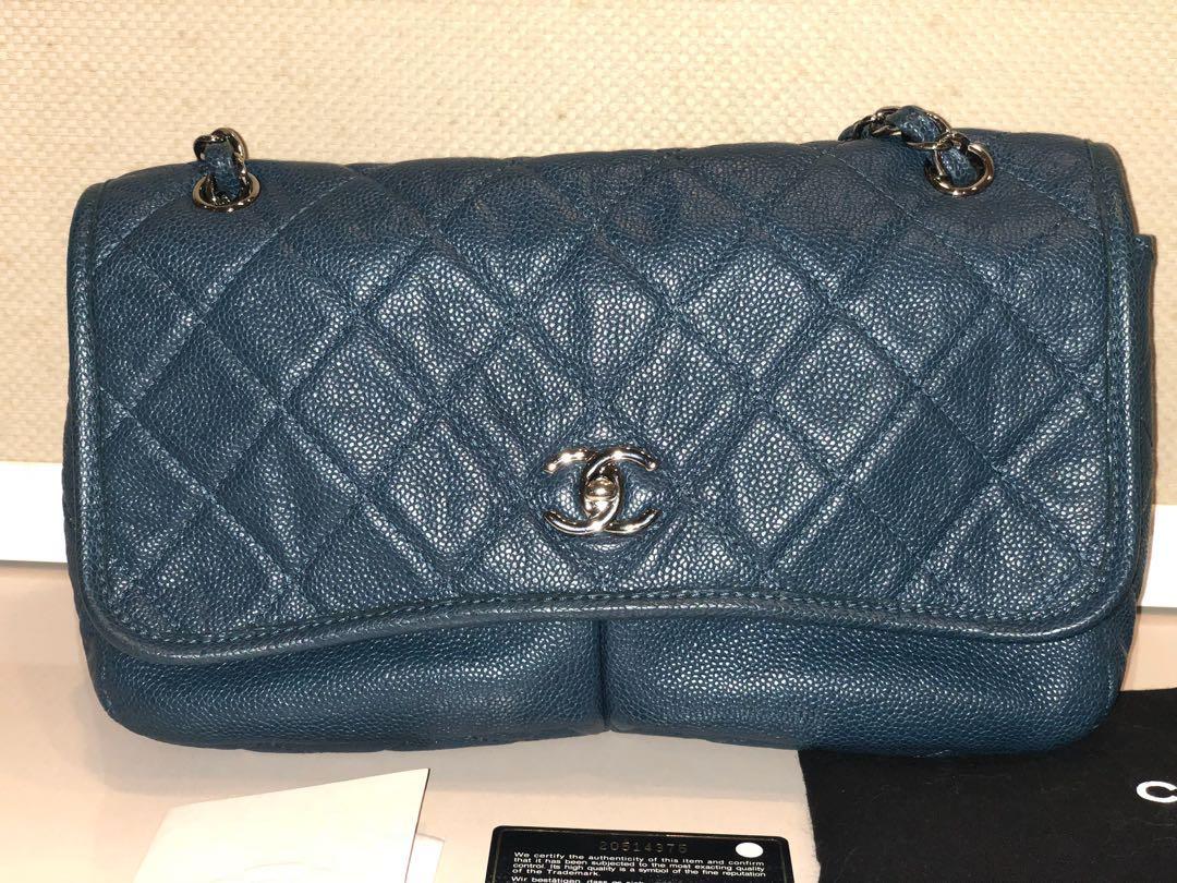 Chanel Seasonal Flap Bag - Caviar, Women s Fashion, Bags   Wallets ... 8116c3219e