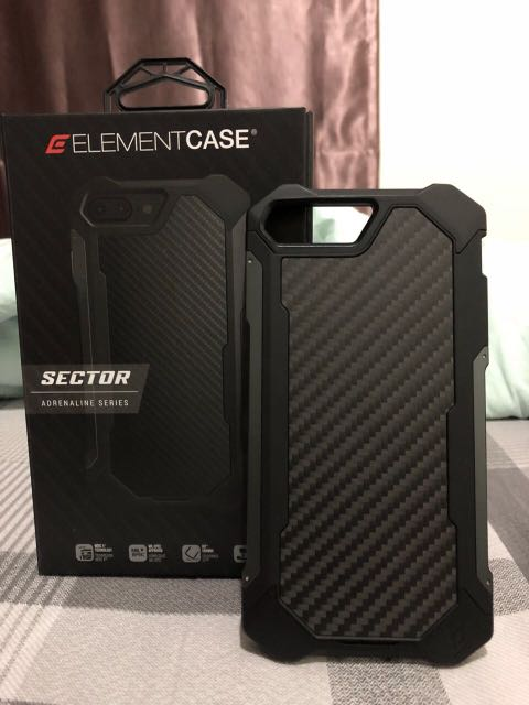 wholesale dealer 43370 c1c7d Element Case Sector iphone 7/8 plus