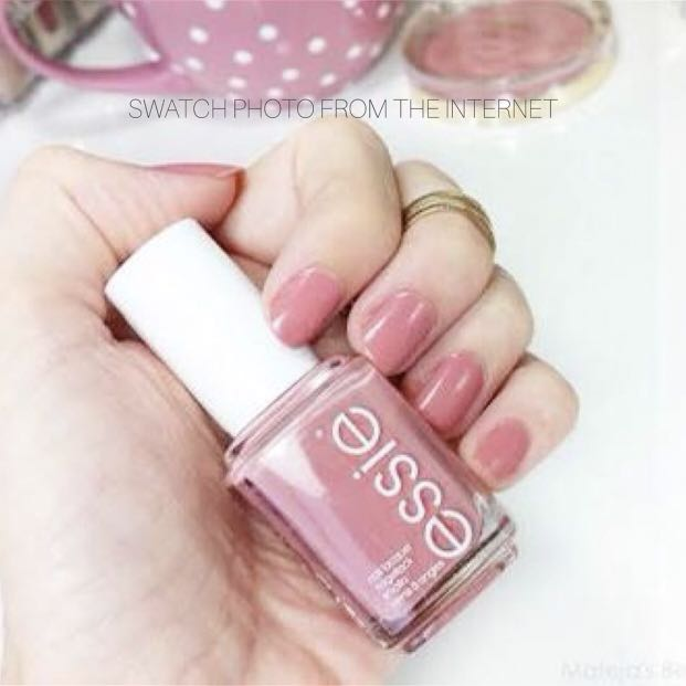 Essie Nail Polish • Shade: Eternal Optimist • almost new • mauve ...