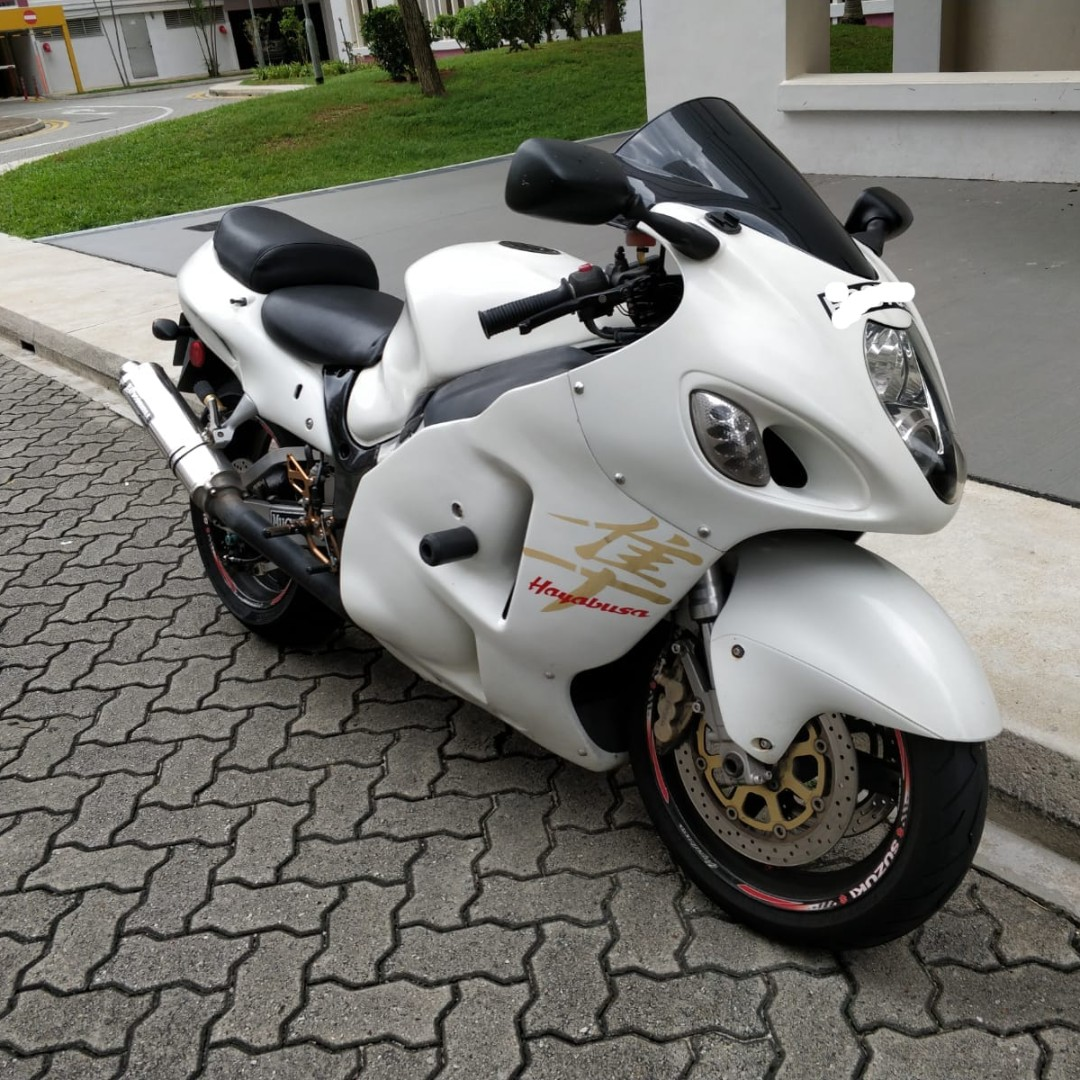 FAST DEAL Hayabusa Gen 1 With 35k NEA Rebate Motorbikes