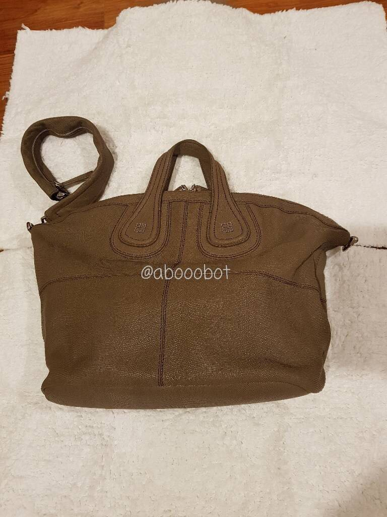 a09501aeca GIVENCHY NIGHTINGALE DFS GALLERIA HK LIMITED EDITION MEDIUM IN TAUPE ...