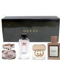 7ca5cacc86f Gucci Miniatures Perfume Set