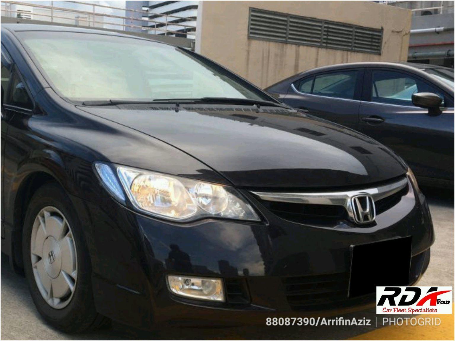 Honda Civic Hybrid Auto Cars Cars For Sale On Carousell