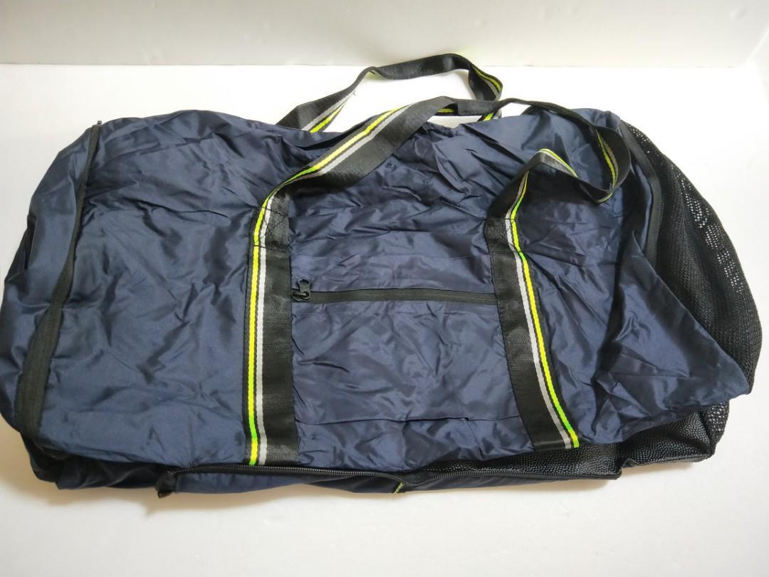 Foldable Jumbo travel sport bag