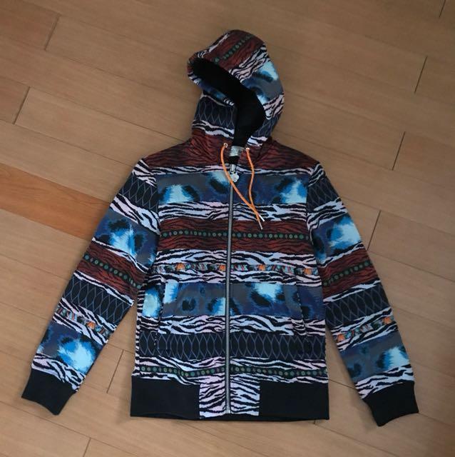 b09a082b Kenzo x H&M Scuba Jacket, Luxury, Apparel on Carousell