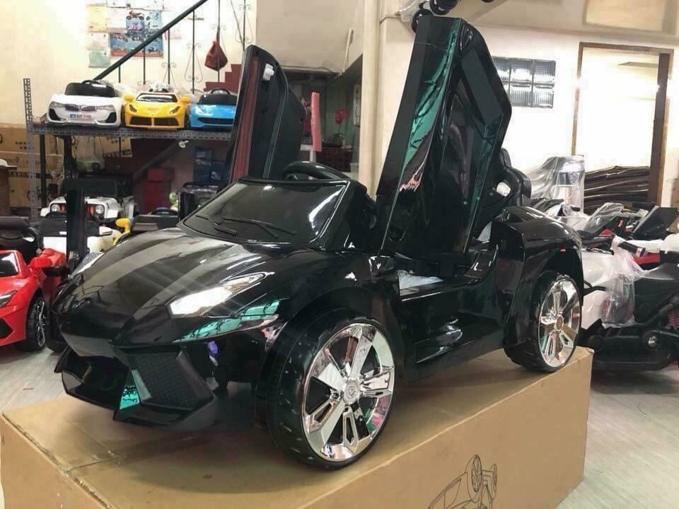 lambergini car for kids babies kids toys walkers on carousell