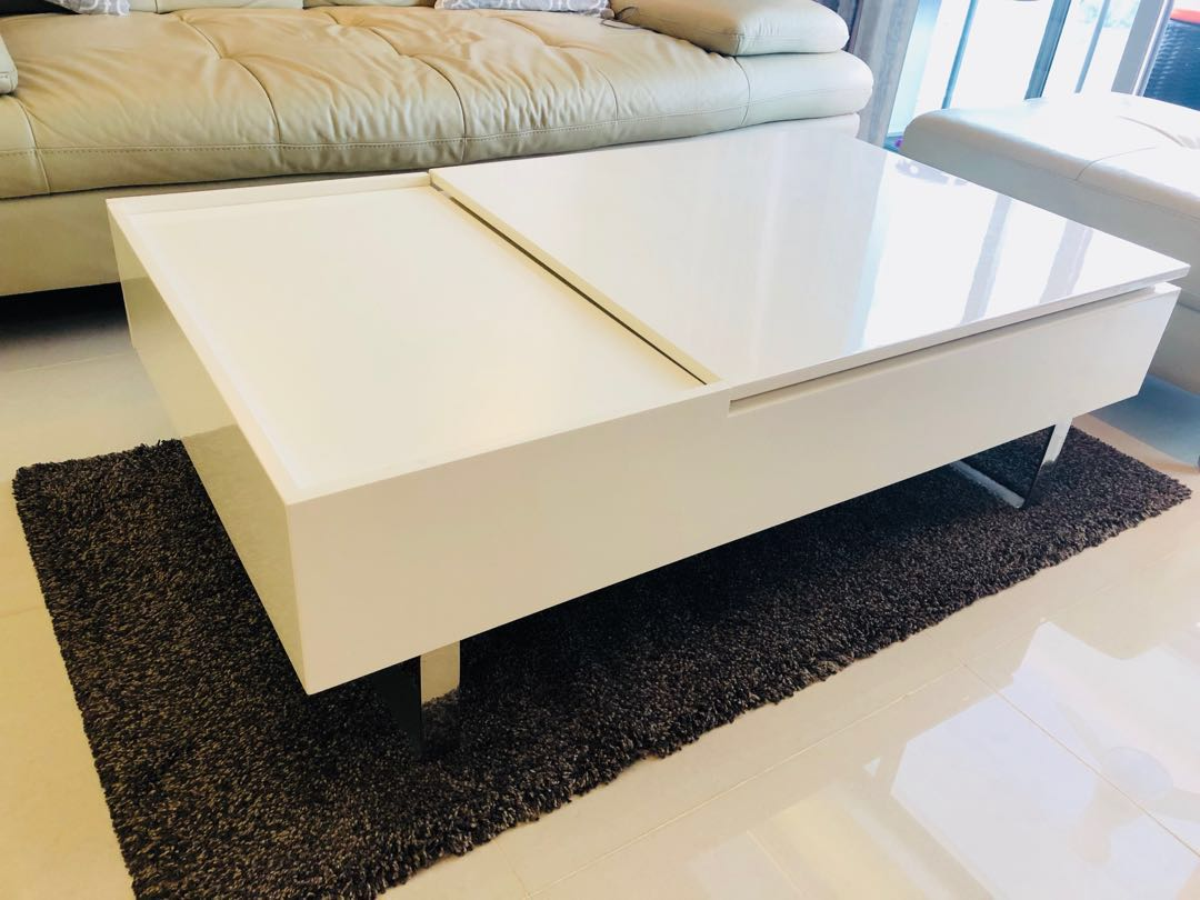 Lift Up Cohen Coffee Table Furniture Tables Chairs On Carousell
