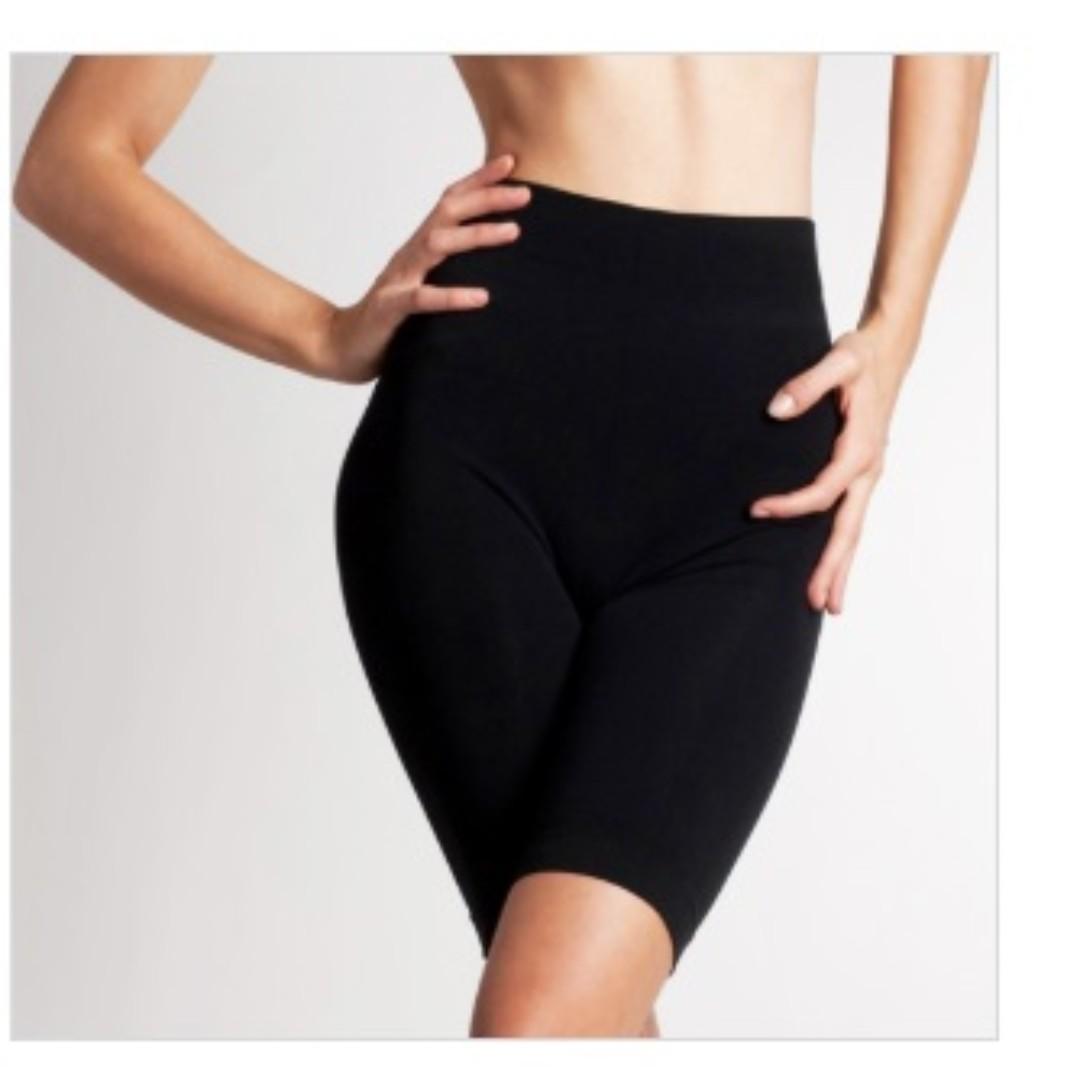 b2bc916d66a6c Lytess Slimming Pedal Pusher S,M,L,XL (BLACK), Women's Fashion ...