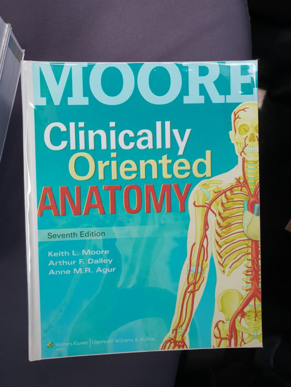 Medbook med books for sale Snell Moore Guyton Harpers Bates Netters ...