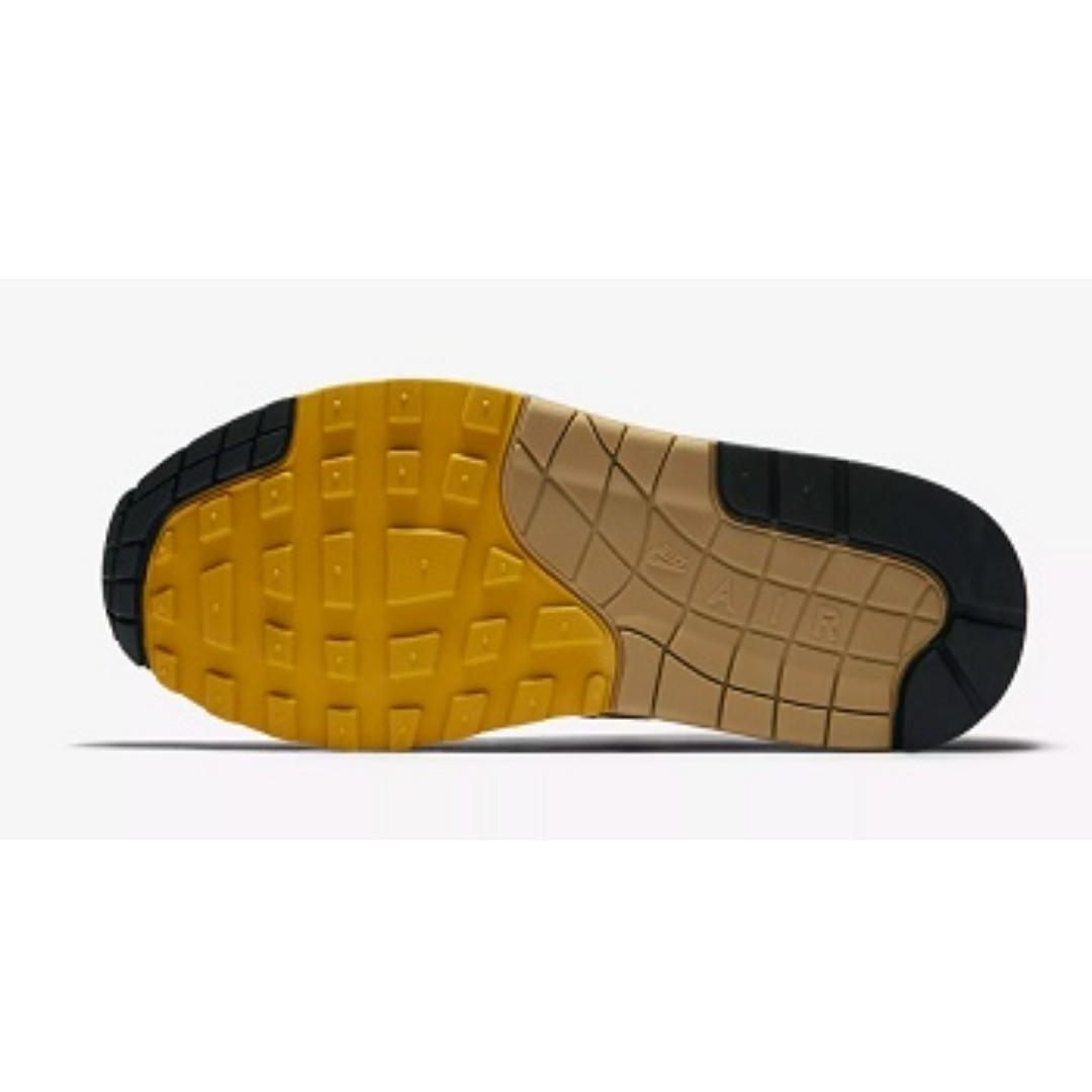huge discount 1bb25 72fea Nike Air Max 1 Premium(Elemental Gold Black), Men s Fashion, Footwear,  Sneakers on Carousell