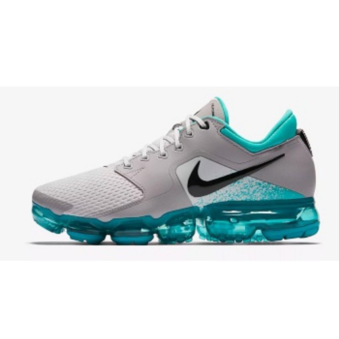 9374c548970 Nike Air VaporMax (Vast Grey Dusty Cactus)