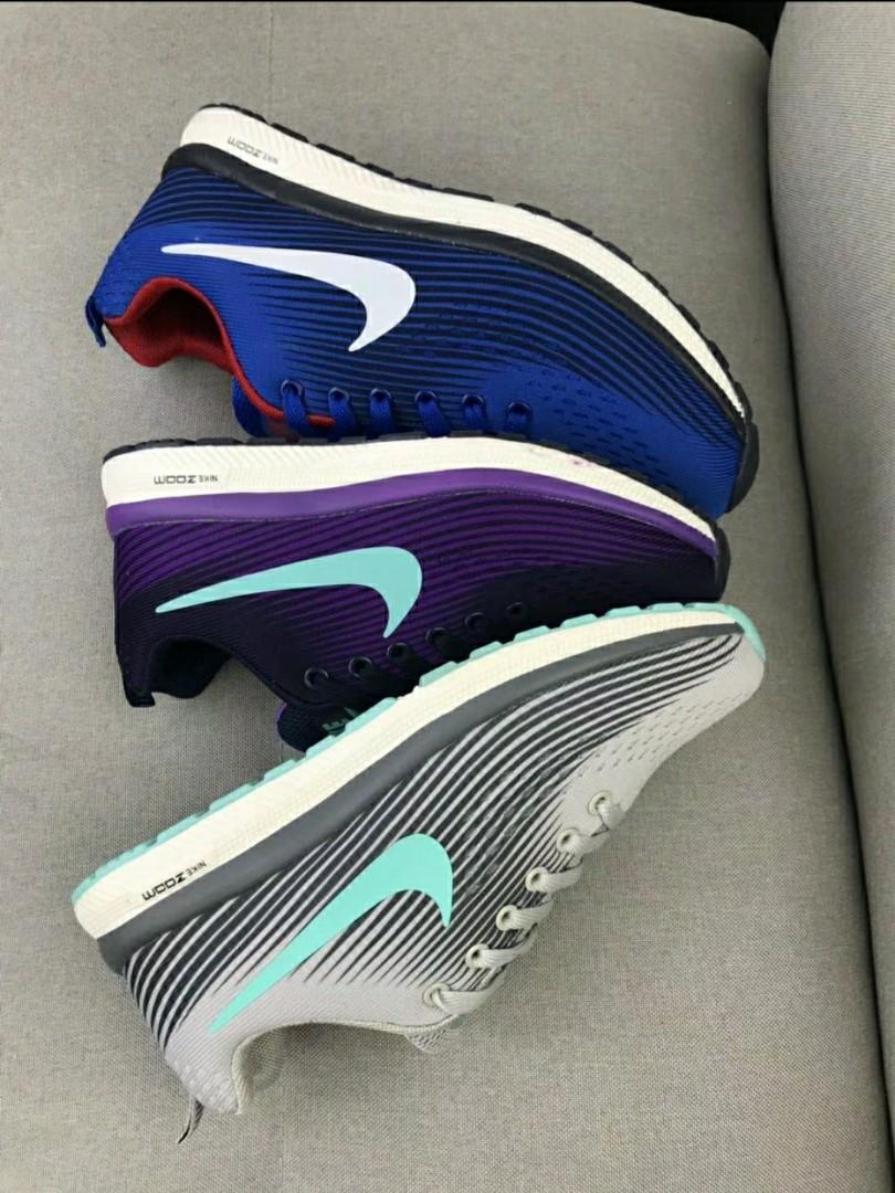 3af37fec2792a Nike Air Zoom Shield Nike Lunar Knitting Flyline Leisure Sports ...