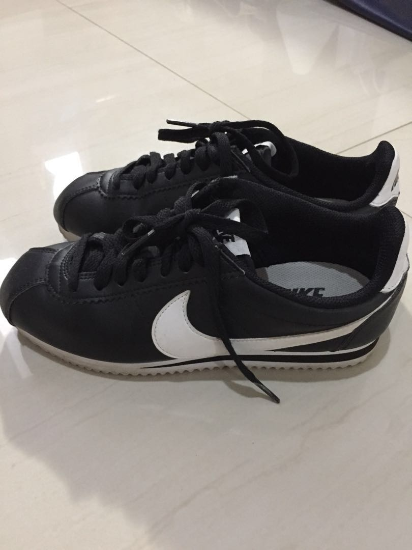 Nike Cortez Womens Fashion Shoes On Carousell