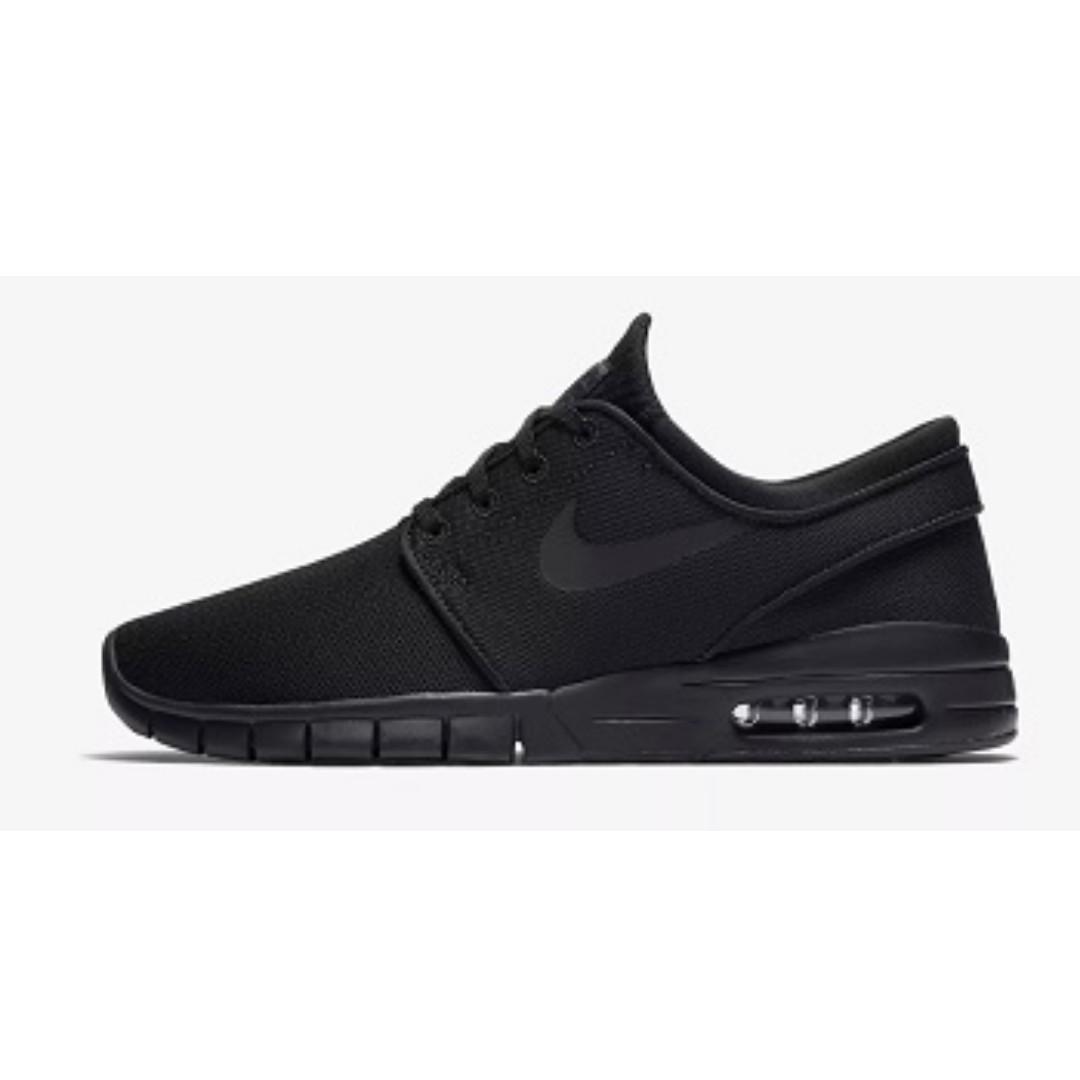 Nike SB Stefan Janoski Max(Black Anthracite) 2366cf20c