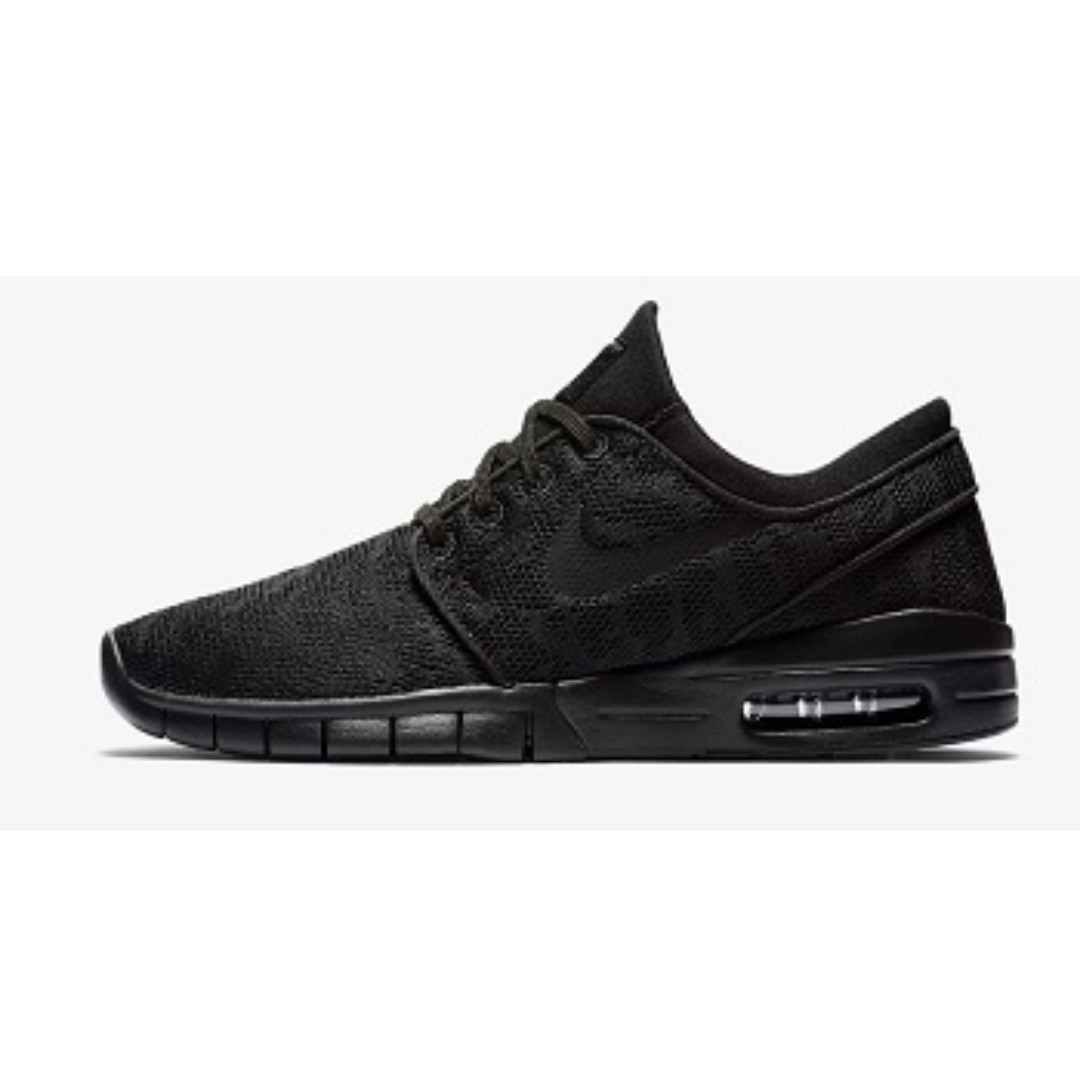 64535bfc5d2626 Nike SB Stefan Janoski Max(Black Anthracite)