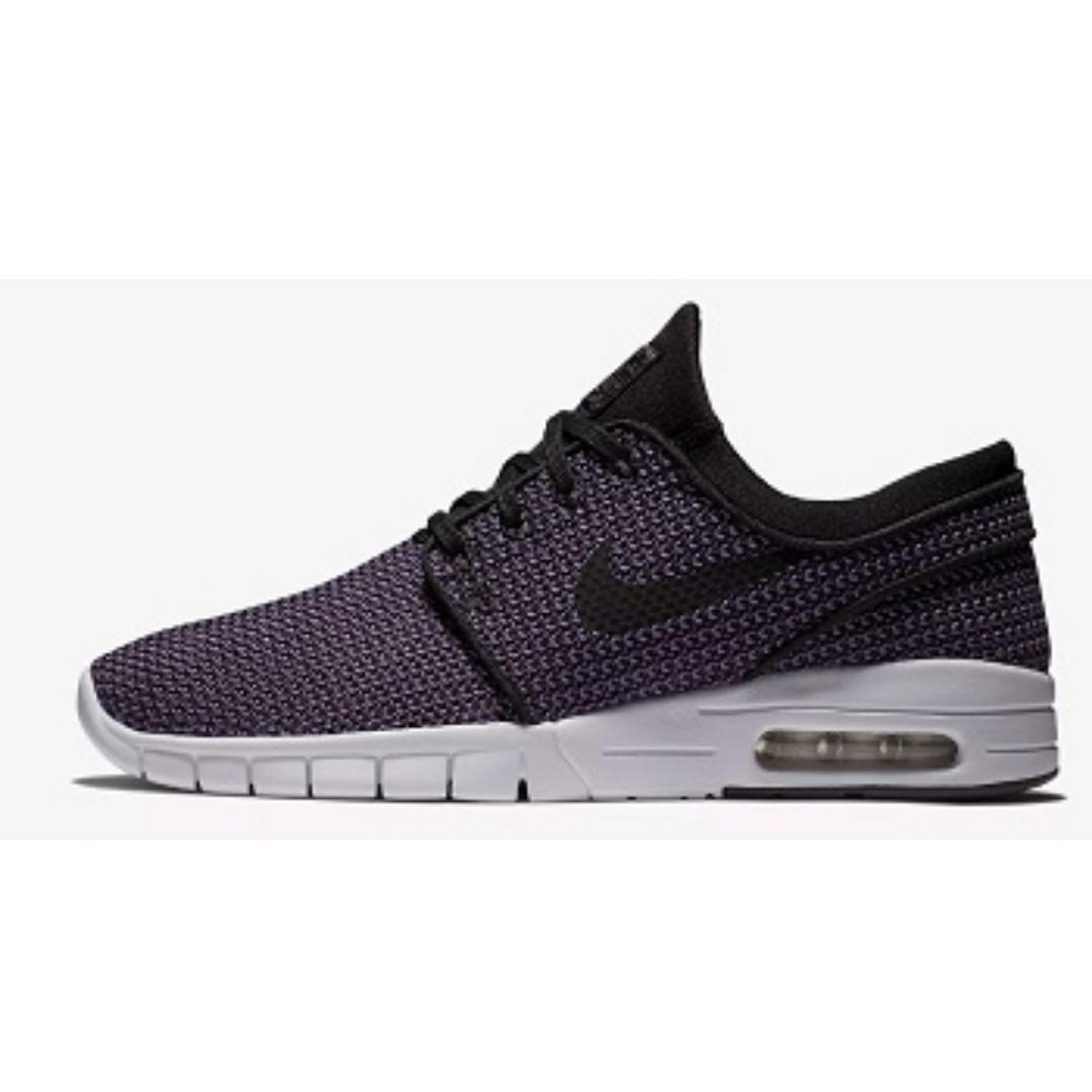 69b8effbcc4b Nike SB Stefan Janoski Max(Black Pro Purple)