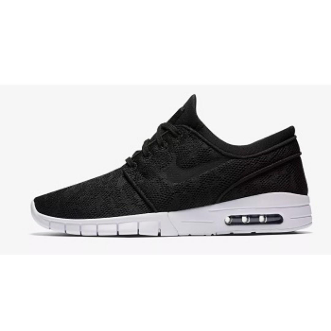 super popular 86bc0 2c944 Nike SB Stefan Janoski Max(Black/White/Black)