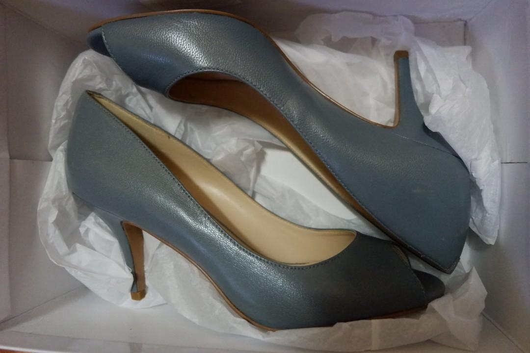 393ab8ecc8 NINE WEST ORISSA PEEP TOE SIZE 36 1/2, Women's Fashion, Shoes on ...