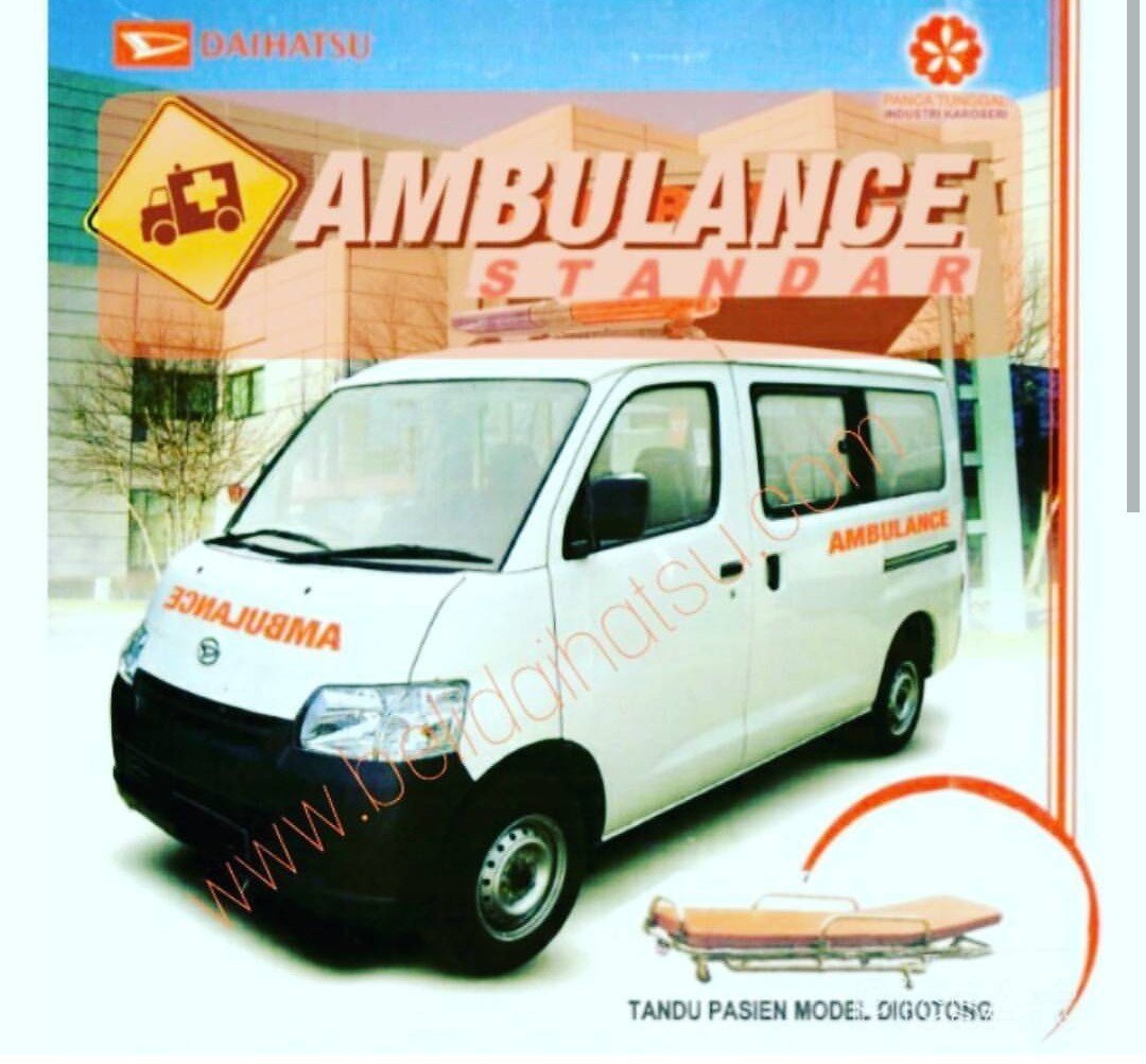 Ambulance For Sale >> Promo Bulan Juli Daihatsu Ambulance