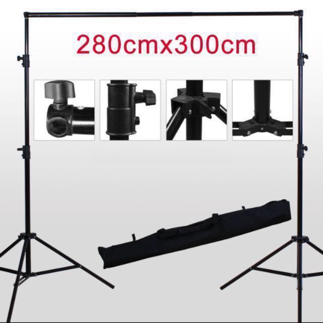 Rental of Backdrop Stand