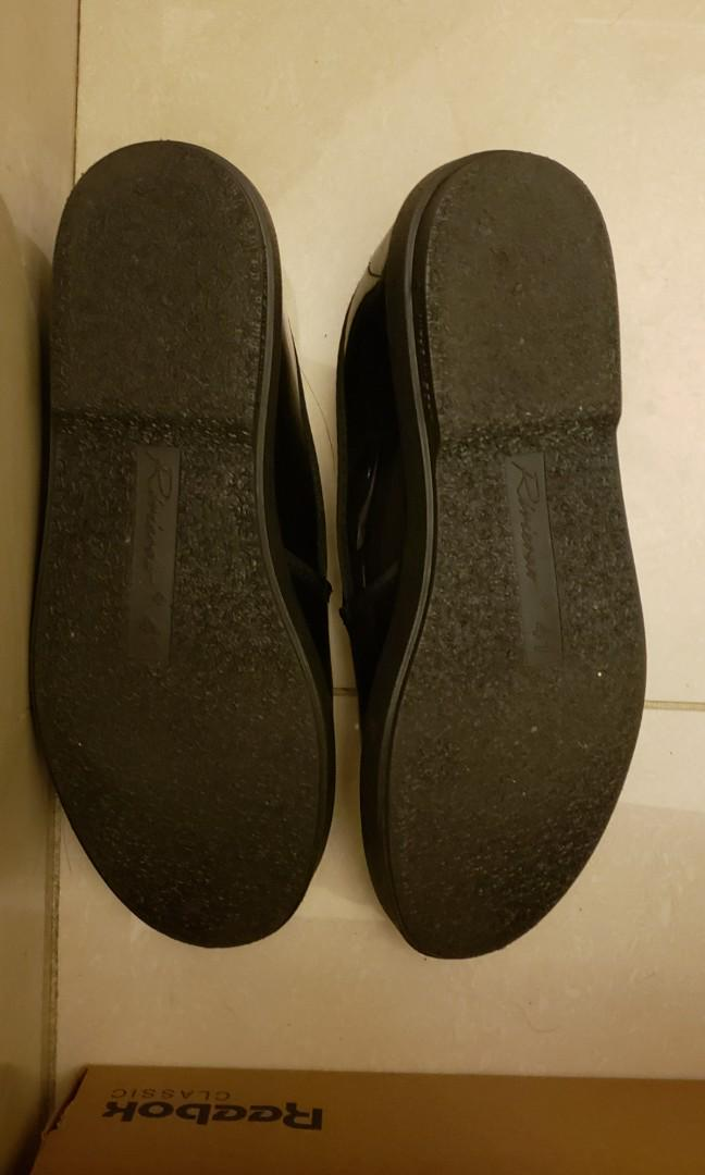 Rivieras black glossy ,41 almost new