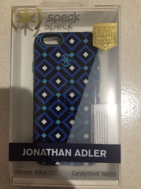 release date d01e7 1eecf Speck by Jonathan Adler iPhone 6/6S Case