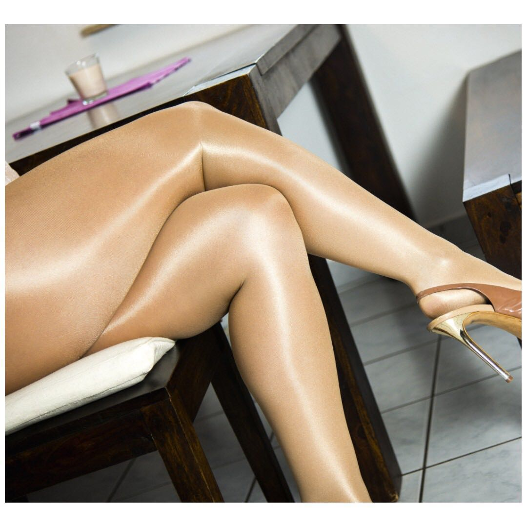 d1774412734 Wolford Neon 40 Shiny Pantyhose