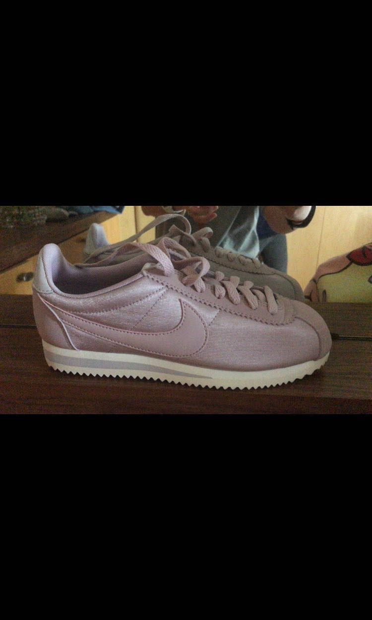 quality design e7a7a 56e28 Women's Nike Classic Cortez Nylon Shoes Nike