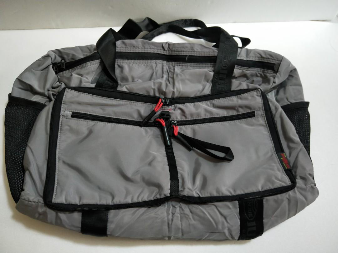 Foldable XL travel bag