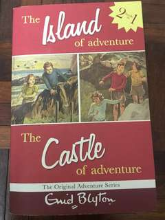 The Island of Adventure / The Castle of Adventure (2 in 1)