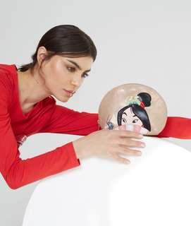 Danielle Nicole x Disney Mulan 花木蘭化妝包