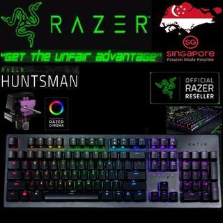 Razer Huntsman – OPTO-Mech Gaming Keyboard.