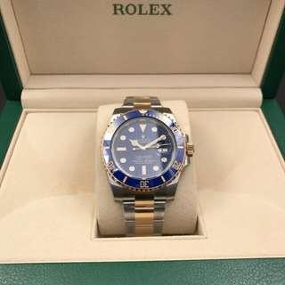 Rolex/劳力士潜航者型 116613LB