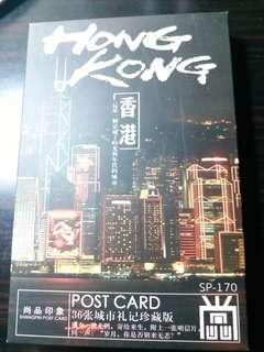 香港名信片