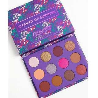 🌸 Colourpop Element of Surprise eyeshadow palette