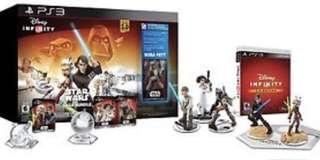 BNIB  BUNDLE Disney Infinity 3.0 Edition: Star Wars™ Saga Bundle - PS3