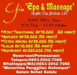 Yiu Spa & Massage