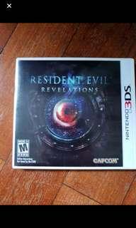 Resident evil revolution