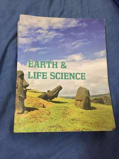 Earth & Life Science (McGraw-Hill Education)