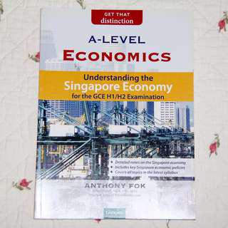 H2 / H1 Econs Understanding the Singapore Economy by Anthony Fok