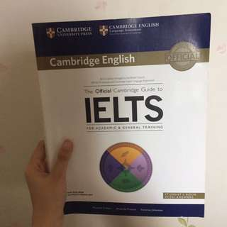 The Official Cambridge Guide To IELTS (book + CD)