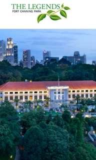 Legend Fort Canning Club Membership & Legends Golf & Country Resort