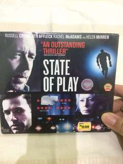 VCD DVD FILM STATE OF PLAYS